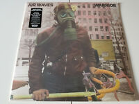 AIR WAVES / WARRIOR LP US 2018 SEALED NEW CLEAR COLOURED VINYL RECORD INDIE D/L