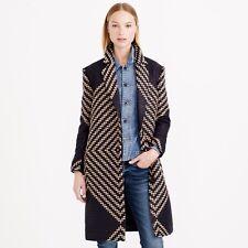 JCREW Collection French Tweed Coat | Item B3130