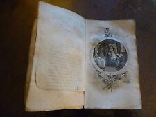 MIDI-PYRENEES 1819 L'HERMITE EN PROVINCE 2 gravures+vignettes:MONTAUBAN AVEYRON