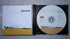 Moca  ‎– Wroooooooooam Promo CD Viva Homerecording - different cover