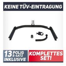 Für Volkswagen VW Passat B5 3B Variant 96-00 Anhängerkupplung starr+E-Satz 13p