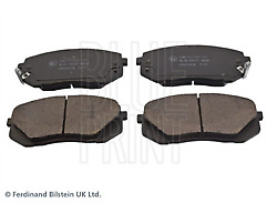 Fits i40 1.6 Petrol & 1.7 CRDi Diesel 11-15 Front Brake Pads
