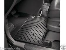 Genuine OEM Honda Odyssey All Season Floor Mat / Cargo tray Set 2011 - 2017 Mats