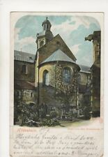 Hildesheim Dom Germany 1902 Postcard 369b