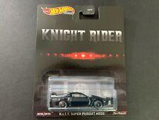 Hot Wheels KITT Knight Rider Super Pursuit Mode DMC55-956Q 1/64