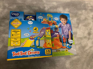 Brand New - Vtech Baby Toot-Toot Drivers Parking Tower