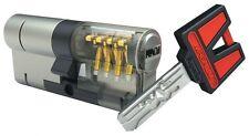 MAGNUM SUPERIOR 70mm Cylinder 5 Keys HIGH SECURITY ANTI BUMP PICK DRILL DOOR EUR