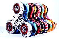 Fidget Hand Toy Finger Spinner Steel Bearing Spinners Desk Focus ADHD Stress