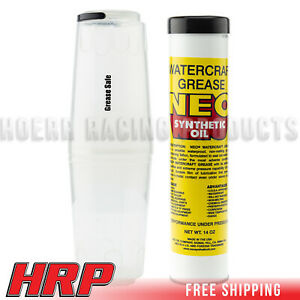 Neo Synthetics Watercraft Grease, 14oz with Protection and Storage Tube