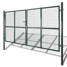 Garden Mesh Gate Fence Door Wall Grille 85 5x75cm/100x125cm