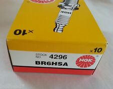 10 PACK NGK BR6HSA / 4296 / SPARK PLUGS / HONDA
