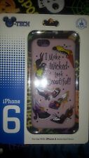 NEW Disney Authentic I Make Wicked Look Beautiful Shoes iPhone 6 Cell Phone Case