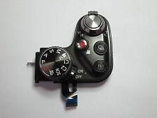 Repair Part For Panasonic Lumix DMC-FZ200 Top Cover Shutter Button Mode Dial New