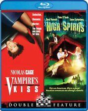 Vampire's Kiss / High Spirits [New Blu-ray] Widescreen