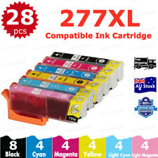 1x Generic 277 277xl Light Magenta Ink Cartridge for Epson XP 850 950 960 860