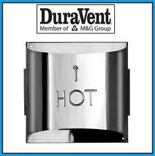 """DURAVENT 4"""" x 6 5/8"""" DirectVent Pro Sconce Termination Cap #46DVA-HSC"""