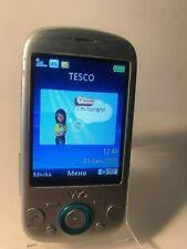 Sony Ericsson Zylo W20i - Silver (Tesco Network) Mobile Phone