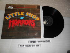 LP OST Little Shop Of Horrors (13 Song) GEFFEN REC Soundtrack Steve Martin