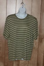 WOMEN'S SAG HARBOR WOMAN SHORT SLEEVE KNIT TOP-SIZE: 2X