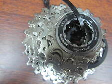 SHIMANO 105 5700 10 SPEED 12-25 CASSETTE AND LOCK RING