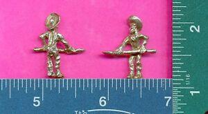 lead free pewter miner figurine m11059