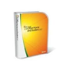 Microsoft Office 2007 Home and Student - 3 Lizenzen - deutsch