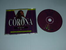 CORONA - Try Me Out - Deleted 1995 UK 7-track mix CD single