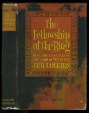 Tolkien, JRR: The Fellowship of the Ring HB/DJ American 1st/1st (Rev. ed. 1967)
