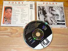 FOLEY - 7 YEARS AGO...... / GERMANY ALBUM-CD 1993 MINT-