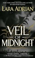 Veil of Midnight (The Midnight Breed, Book 5) by Lara Adrian