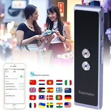 Smart Voice Language Translator Device 2-Way Multi-Language Speech Translate