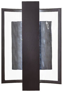 George Kovacs P1206-615B-L Sidelight LED ADA Outdoor Wall Sconce - Dorian Bronze