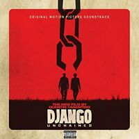 Quentin Tarantino's Django Unchained Original Motion Picture Soundtrack (NEW CD)