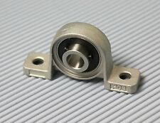 KP08 Stehlager 8mm Aluminium Druckguss selbstausrichtend
