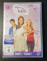 """DISNEY'S """"VIOLETTA"""" Staffel 1 Volume 1+3 auf 4-DVDs NEU&OVP"""