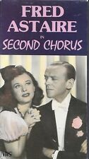Second Chorus (VHS) Fred Astaire 1940