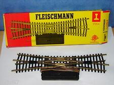 FLEISCHMANN  ( 1725 A ) TJD ELECTRIQUE RAILS EN LAITON EN BOITE HO