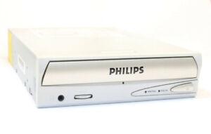 Philips PCRW804 32x8x4 PC Rewriter Ide Burner Recordable Drive Cdrw 800 Series