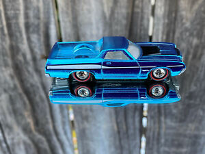 HOT WHEELS CLASSICS SERIES 5 CHASE '72 FORD RANCHERO REAL RIDERS