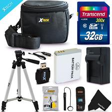 Ultimate 20 Piece Accessory Kit for Nikon Coolpix P530, P520, P3, P4, P80, P90,