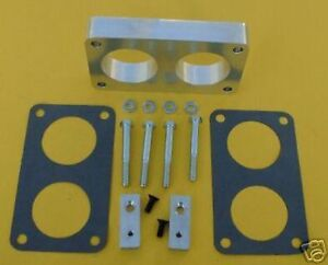 FORD Throttle Body Spacer 1991-1995 F250 F350 7.5L V8 Pickup Truck  (FITS 7.5)