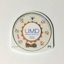 USED PSP Disc Only KARAKURI JAPAN Sony PlayStation Portable import Japanese game