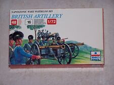 Figurines ESCI/ERTL 1/72ème NAPOLEONIC WARS WATERLOO 1815 BRITISH INFANTRY