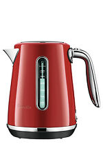 NEW Breville The Soft Top Luxe Kettle: Sour Cherry: BKE735SCH