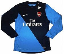 b2b8c1071f5 Arsenal  EXTREMELY RARE  2012-13 Prototype 4th L S Jersey (L