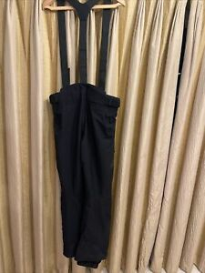 Eider Salika Black Insulated Gore-Tex Men's Salopettes Size M