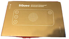 new sealed Squeo Wireless Waterproof Portable Bluetooth Stereo Speaker