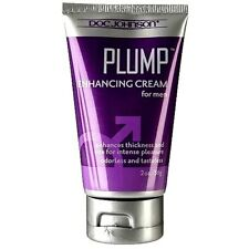 Doc Johnson PLUMP Enhancing Cream For Men Gives You THICKER,LARGER,HARDER PENIS