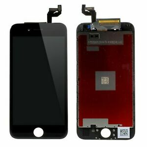 Lcd Touch Screen Ricambio Display Tecnologia JK5 per Apple Iphone 6S A1633 Nero