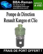 Réparation - Pompe de direction assistée Renault Kangoo et Clio